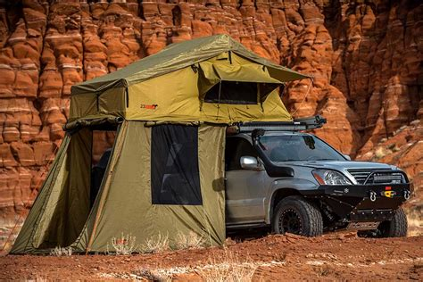 Remote Control Awnings Buyer S Guide Soft Shell Roof Top Tents Expedition Portal