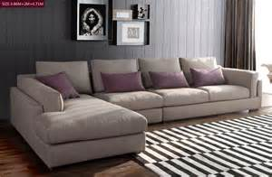 Throw Pillows On Leather Sofa