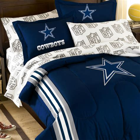 dallas cowboys comforter dallas cowboys bedding set 5pc nfl football bed