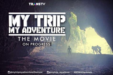 Kaos Apa Sih My Trip My Adventure Itu 3 V Neck Vnk Mta14 my trip my adventure bakal difilmkan kamu fans sejati mtma pasti udah penasaran