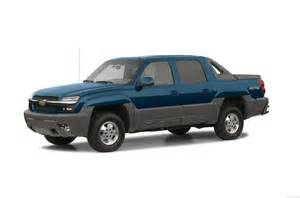 2002 chevrolet avalanche 2500 pictures including interior