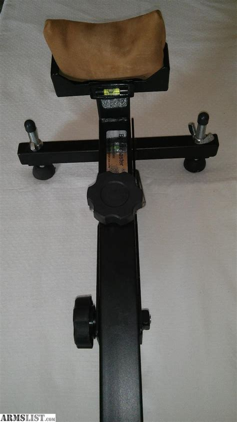 shooting bench rest for sale armslist for sale bench master quot cadillac quot rifle