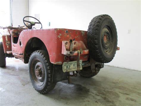ww2 jeep engine 1945 ford gpw ww2 wwii military jeep 1941 1942 1943 1944