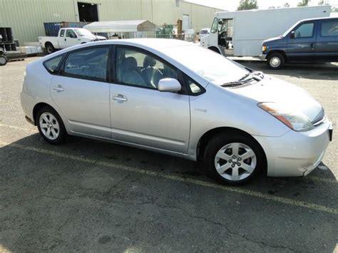 Buy Toyota Prius Hybrid Buy Used 2007 Toyota Prius Liftback Hybrid In Salem