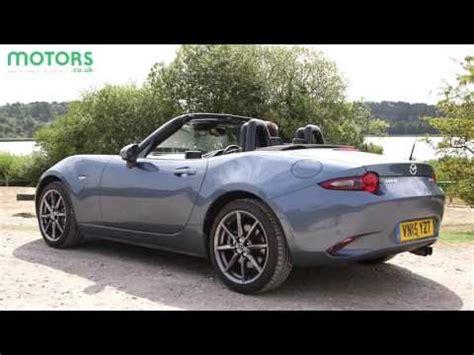 mazda motors uk motors co uk review mazda mx5