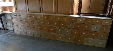 Apothecary Drawers Uk by Large 19th Century Apothecary Bank Of Drawers 280873