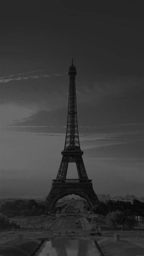 black and white eiffel tower wallpaper mg41 city of love paris eiffel tower france black and white