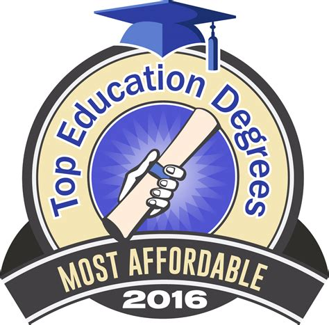 affordable small colleges   masters  education  top education degrees
