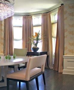kitchen window curtain rods curtain idea for triple window curtains pinterest