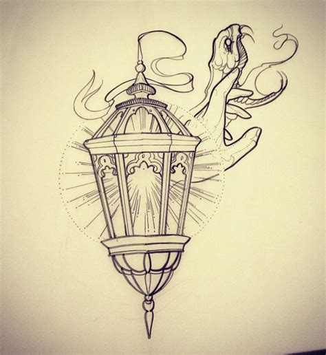 lantern tattoo the world s catalog of ideas