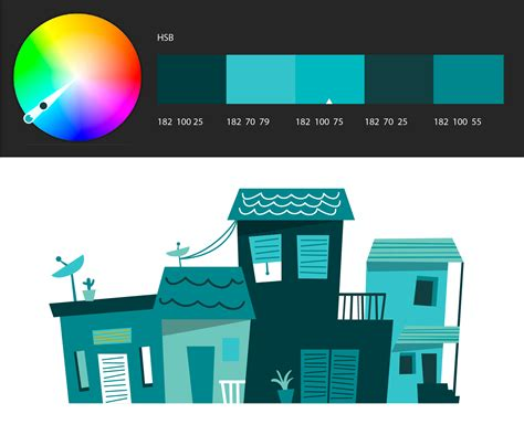 design color themes create inspiring color themes with adobe color cc adobe