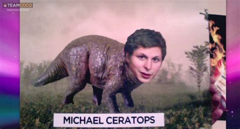 Michael Cera Meme - michael cera set to star in the new jurassic park movie