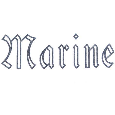 Ecriture Marine 40132 Tha