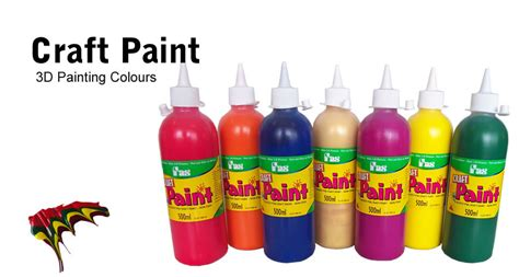fas 3d craft school paint made by supplies ltd