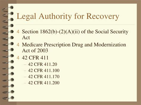 section 17 a of the securities act of 1933 ppt medicare subrogation powerpoint presentation id 234807