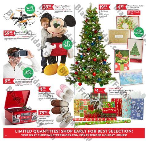 christmas tree shops black friday 2018 sale ad blacker