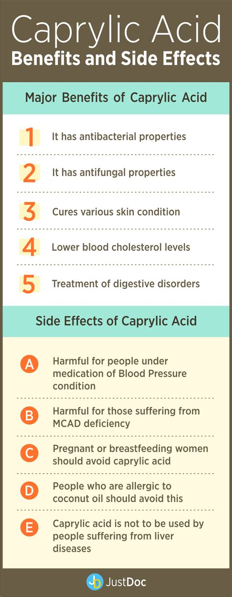 Hair Dryer Benefits And Side Effects caprylic acid health benefits uses dangers side effects justdoc