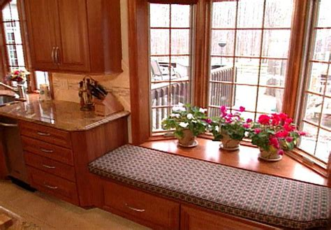 kitchen bay window seating ideas 5 most popular kitchen layouts kitchen ideas design