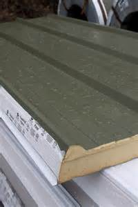 trisommet 333 insulated panels roof sheets cladco profiles