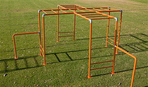 funky monkey bars