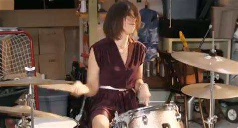 Toyota Camry Commercial Actress Drummer | lady drummer in toyota commercial autos post