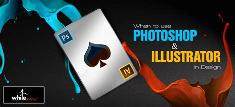 use photoshop pattern in illustrator which one is better photoshop or illustrator for