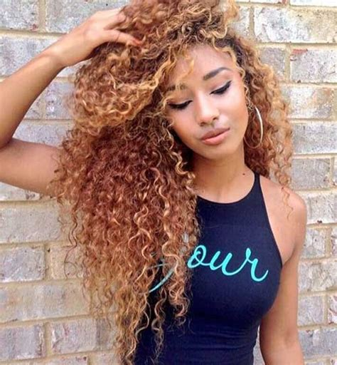 20  Long Natural Curly Hairstyles   Hairstyles & Haircuts
