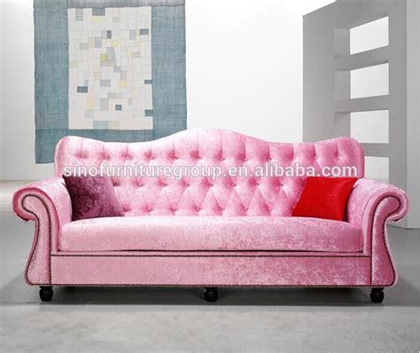 Tufted Pink Velvet Fancy Sofa Buy Fancy Sofa Velvet Sofa Pink Tufted Sofa