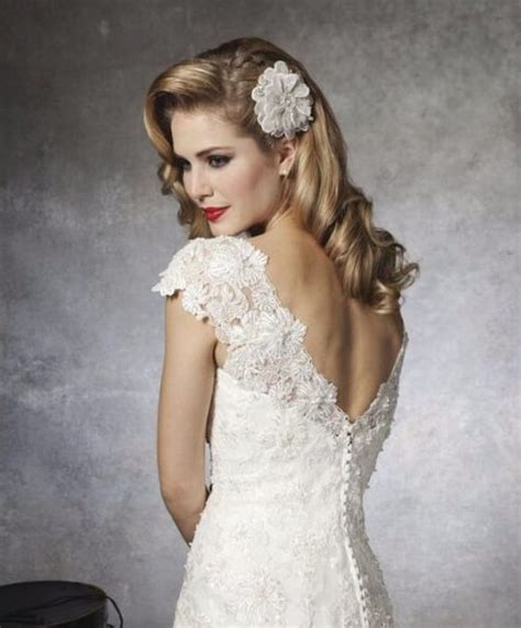 Wedding Hair For 50 S by 50 Dreamy Wedding Hairstyles For Hair My New Hairstyles