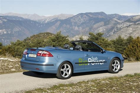 Saab 9 3 Biopower Hybrid Concept Car Shiny Shiny by 2007 Saab Biopower 9 3 Review Top Speed