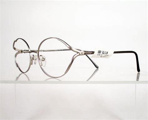 firenze fiorino b bendable titanium silver eyeglass frames