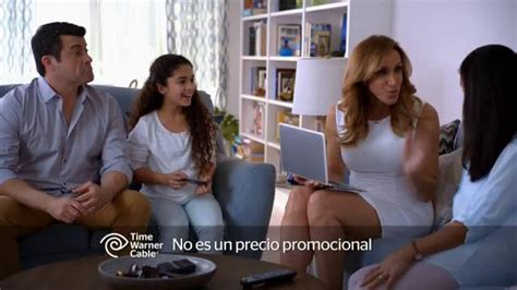 twc commercial actress time warner cable internet econ 243 mica tv spot knock