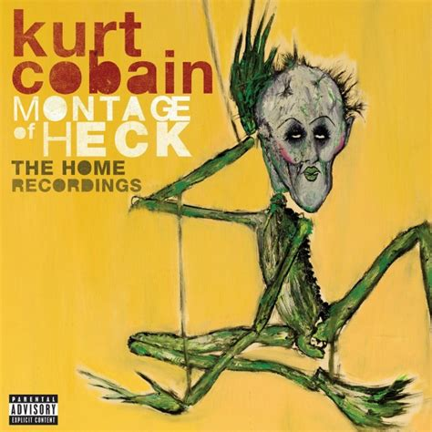 kurt cobain biography montage of heck montage of heck the home recordings by kurt cobain