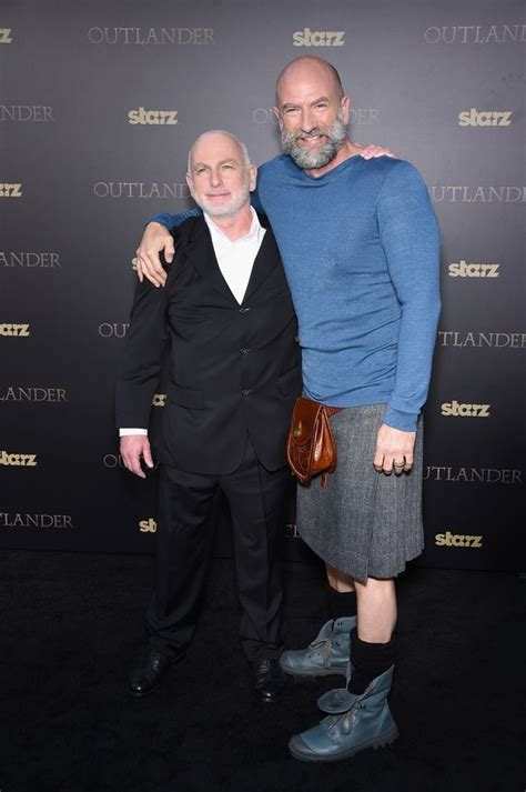 actor gary lewis outlander star s family disappointed they can t watch the
