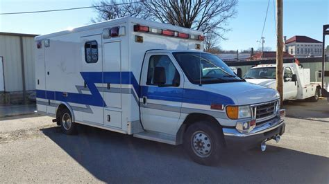 Ambulance Series ambulance for sale in tennessee