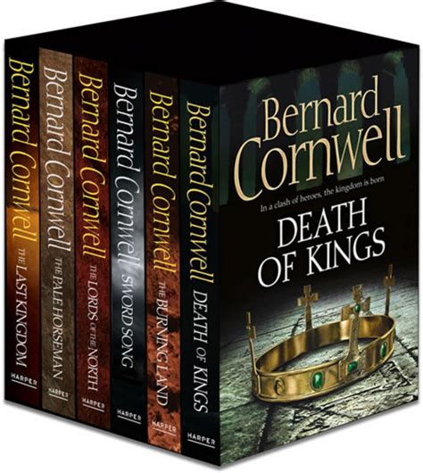 kingdom of books book details the last kingdom series books 1 6 bernard