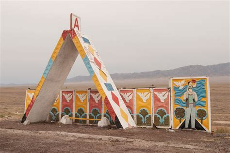 it s nice that soviet bus stops captured by worldly photographer christopher herwig surreal soviet bus stops lateet