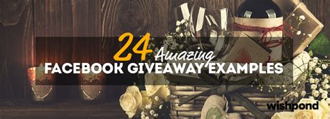 Best Facebook Giveaways - 24 amazing facebook giveaway exles 183 online offline marketing news resources
