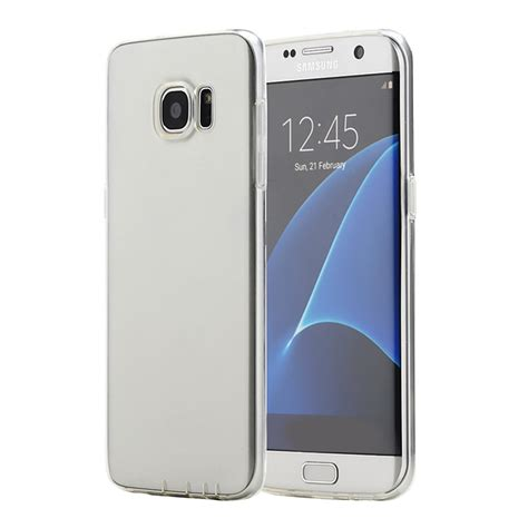 Aloud Rock The It Colour At The Samsung F210 Purple Launch You Can by Rock For Samsung Galaxy S7 Edge Protective Tpu Cover