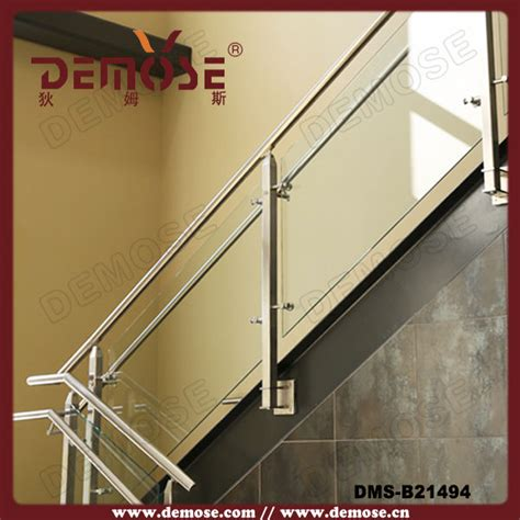 Interior Wall Mounted Handrails Side Mouted Stair Handrail Wall Mounted Stair Railing
