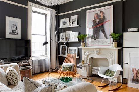 houzz eclectic living room my houzz mcburnett eclectic living room new york by rikki snyder