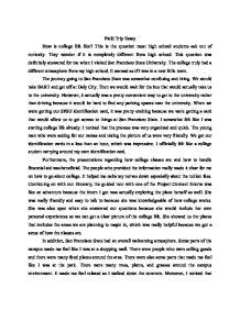 Being A Highschool Student Essay by High School Essay About Essay About Highschool