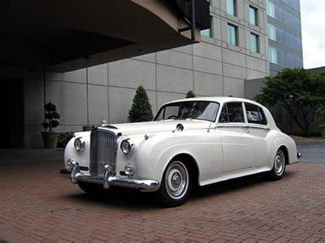classic bentley 1956 white bentley s 1 vintage limousine gallery 171 vintage