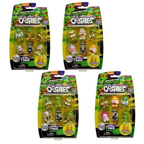 master the asvab series 1 tmnt ooshies series 1 7 pack master jakks pacific