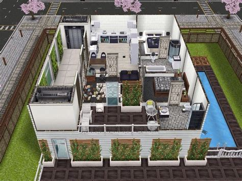 sims freeplay house floor plans 180 best the sims freeplay house designs images on