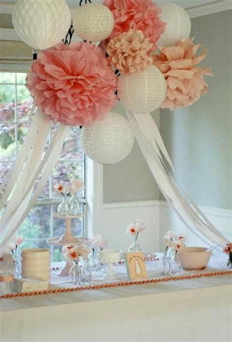 How To Make Tissue Paper Balls For Wedding - diy 14 quot 35 cm decorative large tissue paper pom poms