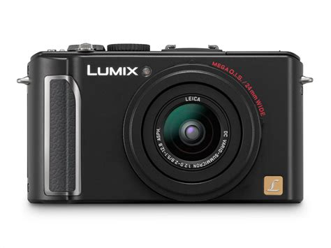panasonic lumix panasonic lumix dmc lx3 review and specification gadgets