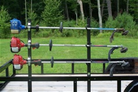 Eater Racks For Trucks by Organize Your Yard Tools With A Eater Rack Lawn