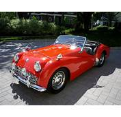 1959 Triumph TR3A Roadster  Gentry Lane Automobiles