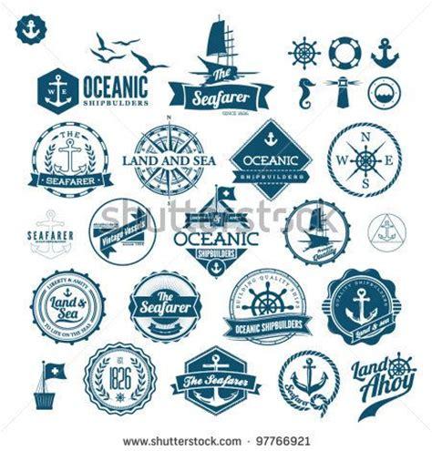 nautical design nautical logos nautical logos vintage and nautical